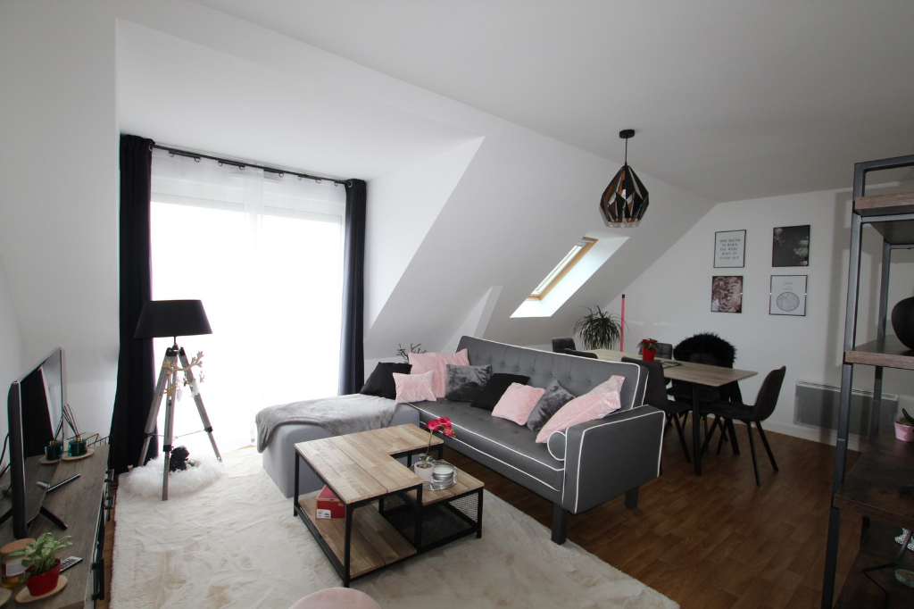 GOUESNACH bourg - Appartement  2 pièce(s) 49.80 m2